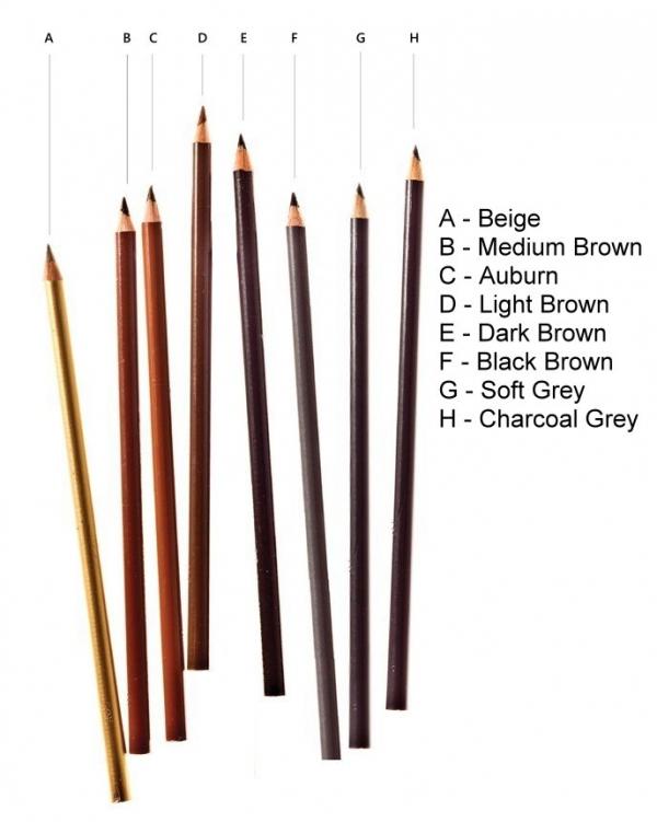 Eye Brow / Eye Liner Pencils-0