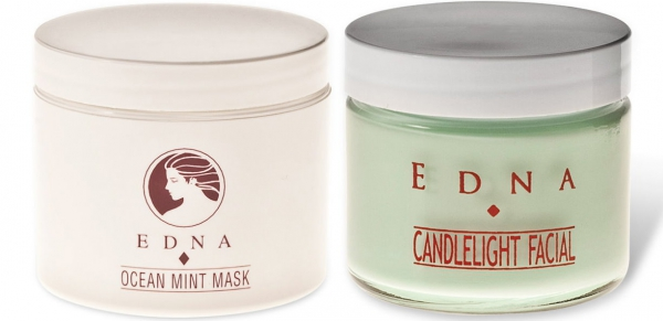 Candlelight Facial & Ocean Mint Mask-0