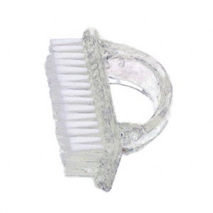 Acrylic Nylon Nail Brush-0