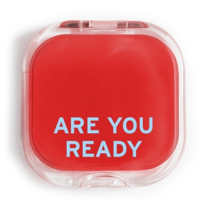 Are You Ready Compact Mirror-0
