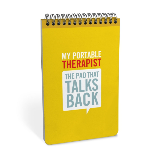 Portable Therapist Personality Pad -0