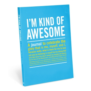 I'm Kind of Awesome Journal-0