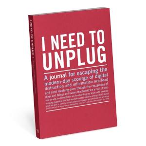 I Need To Unplug Journal-0