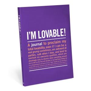 I'm Loveable! Journal-0